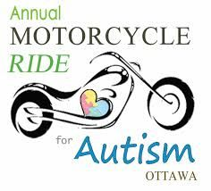 motorcycle ride for autism